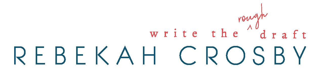 Write the Rough Draft